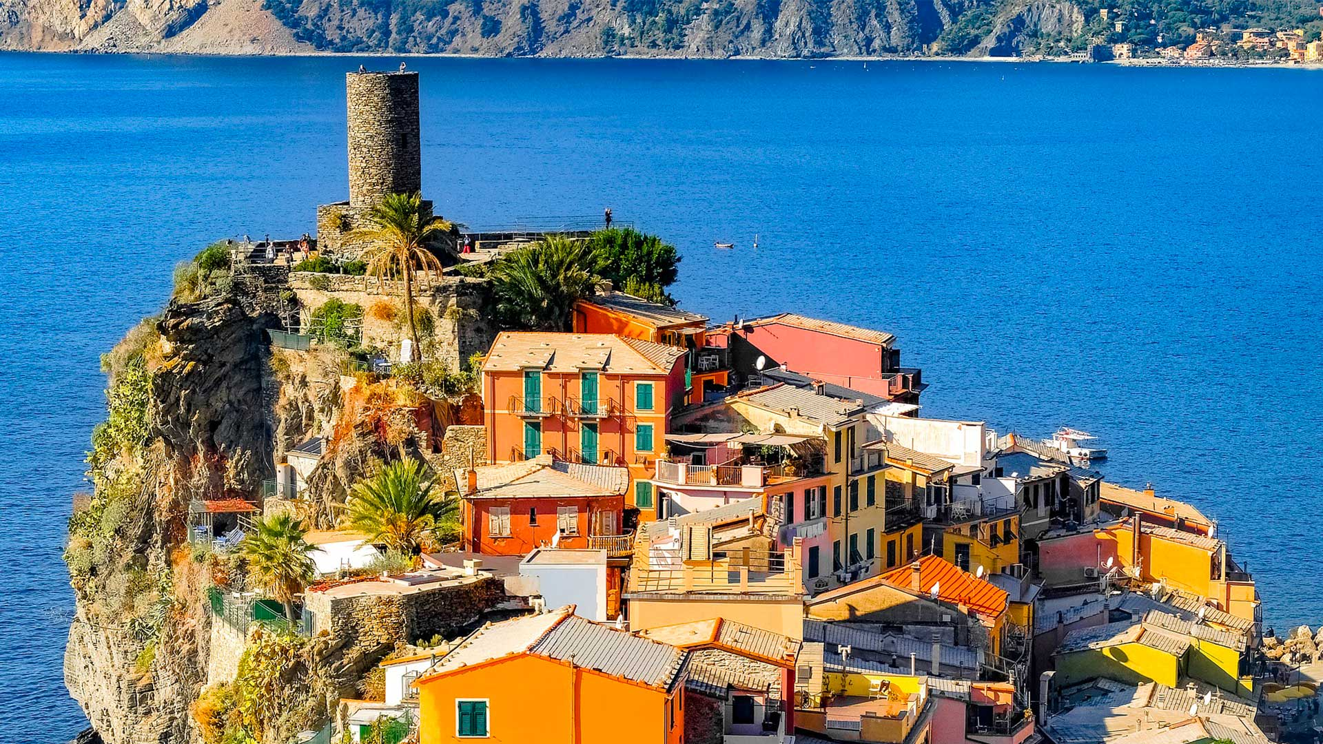Italy Itinerary Scents and Flavours of Liguria