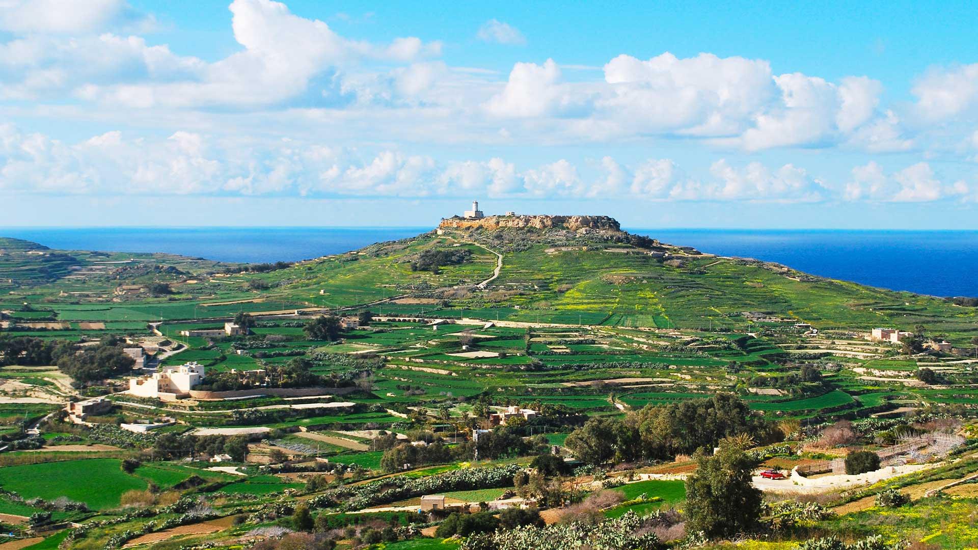 Malta Itinerary Malta's plant pathways